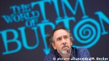 Deutschland Regisseur Tim Burton in Brühl