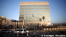 Kuba Havana Wiedereröffnung US-Botschaft