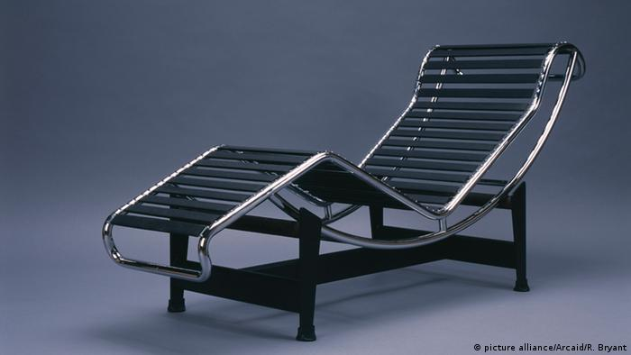 The iconic B306 Chaise Lounge from 1928 (picture alliance/Arcaid/R. Bryant)