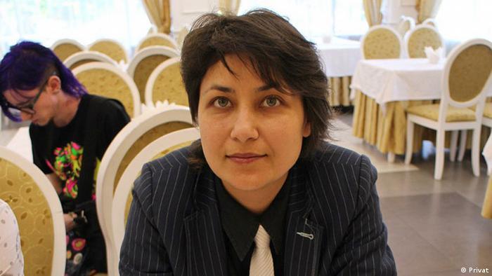 Анна Леонова - організаторка фестивалю Одеса Прайд-2015 і волонтер ЛГБТ-спільноти
