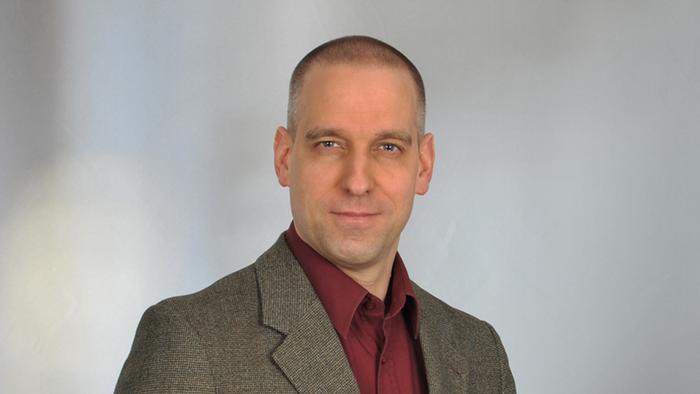 Schmidt Fabian, periodista de DW