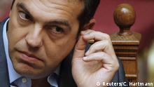 Griechenland Syriza Alexis Tsipras
