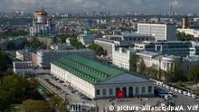 Russland Moscow Hauptstadt