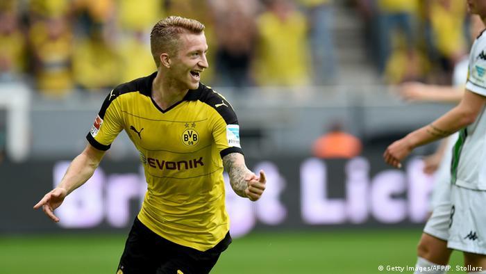 El Dortmund pasa por encima del Gladbach