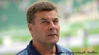 Bundesliga VfL Wolfsburg vs. Eintracht Frankfurt - Dieter Hecking