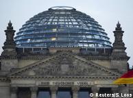 Купол Рейхстага в Берлине