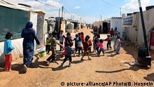 Libanon Flüchtlinge aus Syrien