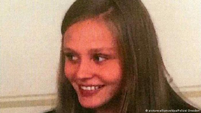 Deutschland Anneli-Marie R. aus Meißen wird vermisst