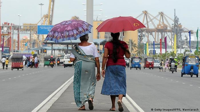 Sri lanka Colombo Hafen