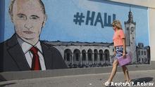Putin Krim Tourismus