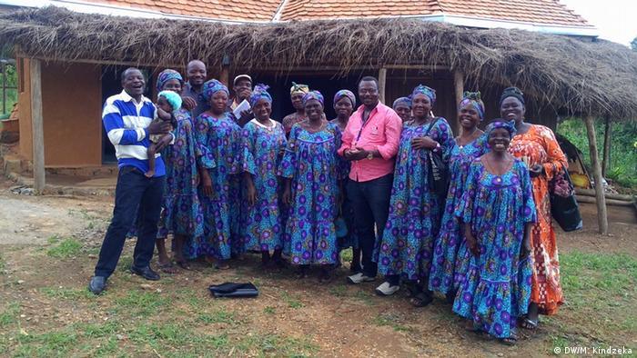 Women farmers in Cameroon