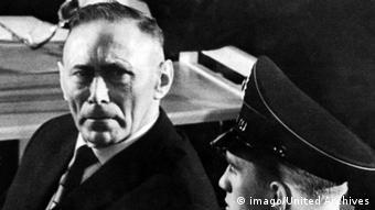 Deutschland Auschwitzprozess in Frankfurt am Main Wilhelm Boger