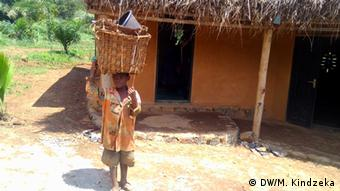 A hut in Cameroon