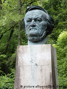 Bust of Richard Wagner