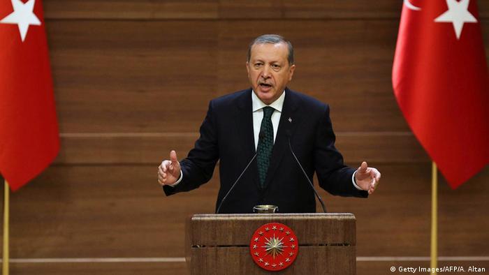 Recep Tayyip Erdogan, presidente de Turquía. (Archivo)