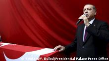 Türkei Recep Tayyip Erdogan Trauerfeier Ahmet Camur