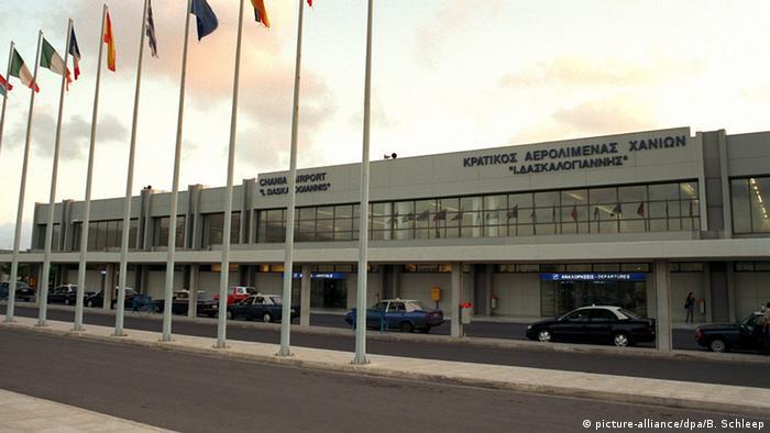 Der Regionalflughafen von Kreta (picture-alliance/dpa/B. Schleep)