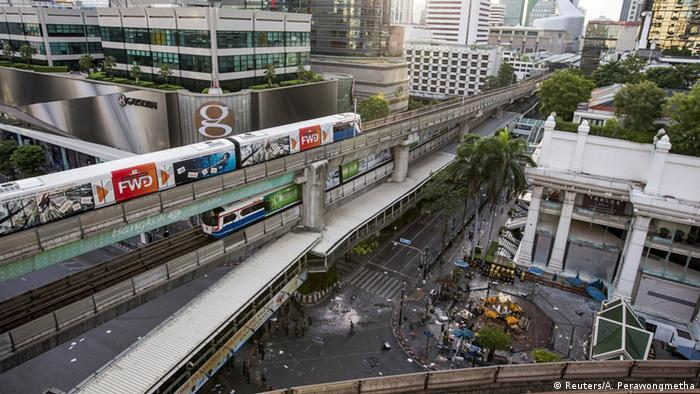 Thailand In Shock After Bangkok Bomb All Media Content