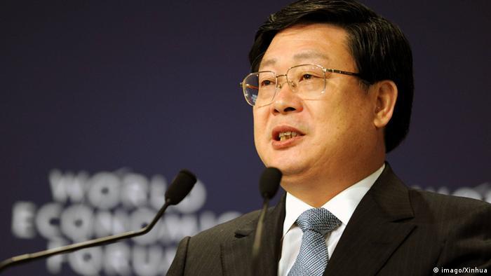 Huang Xingguo (imago/Xinhua)