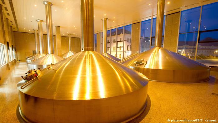 Bildergalerie vom Hopfen zum Bier