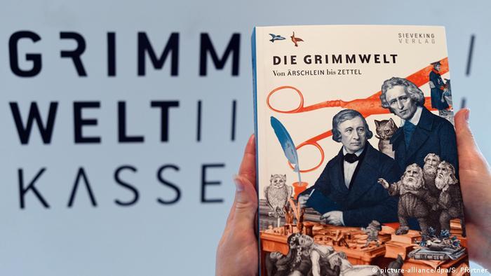 Erste Vorbesichtigung der Grimmwelt Kassel