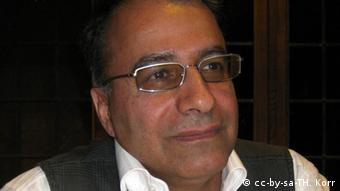 Amir Hassan Cheheltan, Copyright: cc-by-sa-TH. Korr