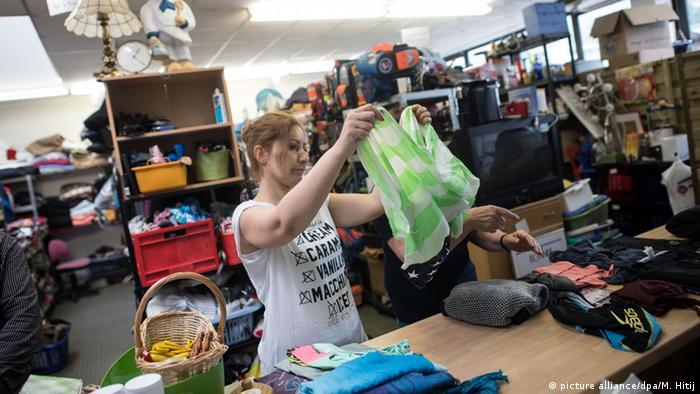 Волонтер Набелия, инициатива для помощи беженцам Добро пожаловать в Мюльхайм