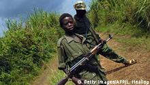 Symbolbild - Demokratische Republik Kongo Kindersoldaten