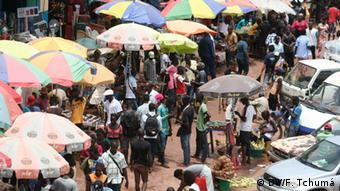 Guinea-Bissau - Bandim Markt