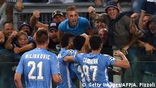 UEFA Champions League Lazio Rom - Bayer Leverkusen