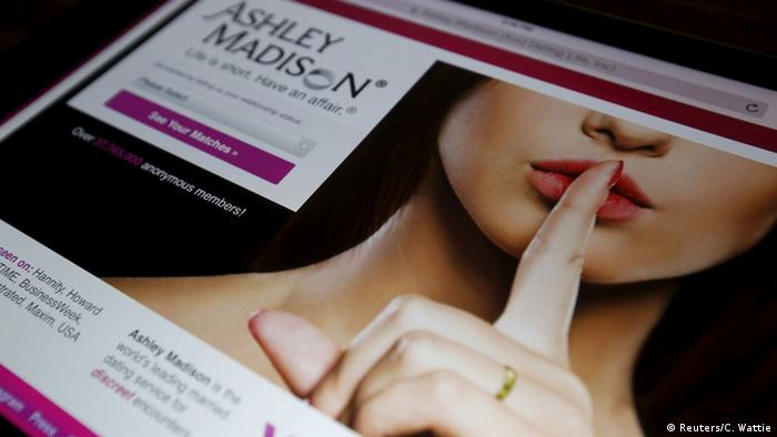 Kanada Seitensprungportal Ashley Madison