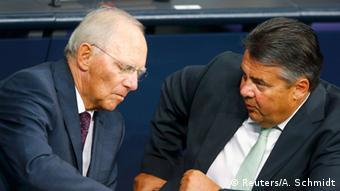 Deutschland Bundestag entscheidet über neue Griechenland-Hilfen