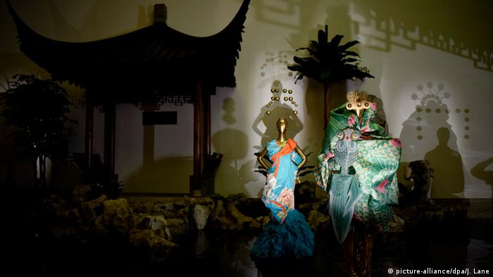 USA Ausstellung China: Through the Looking Glass