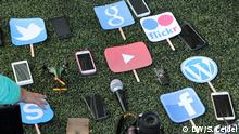 Symbolbild Social Media