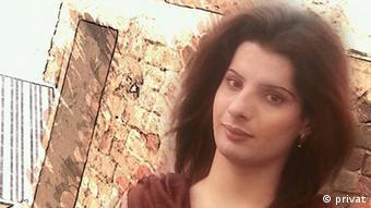 Pakistan Tänzerin Shabo