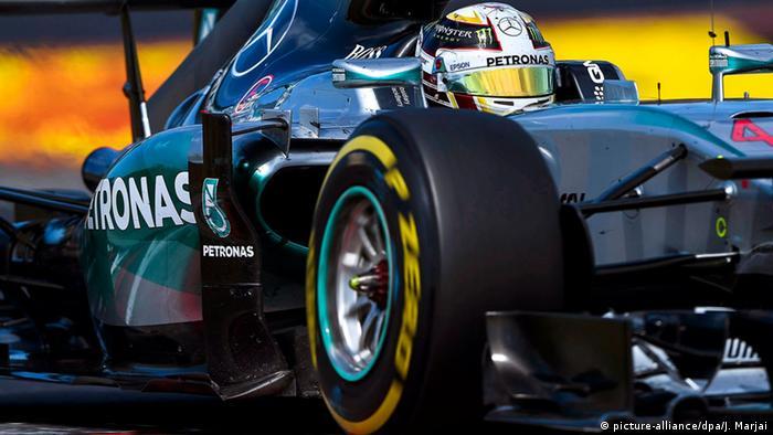 Formel 1 Beendet In Spa Ihre Sommerpause Sport Dw 19082015