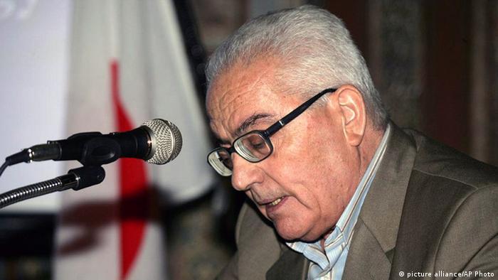 Arqueólogo sírio Khaled al-Asaad