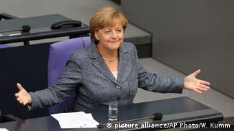 Παρά τη διαμφισβητούμενη πολιτική της Άγκελα Μέρκελ στο ελληνικό και σε άλλα διεθνή ζητήματα, η πρόσληψη της Γερμανίας στο εξωτερικό παραμένει θετική