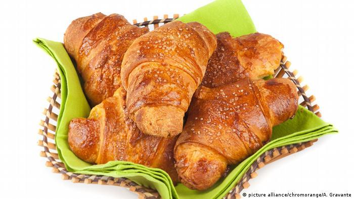 Lebensmittel Croissant