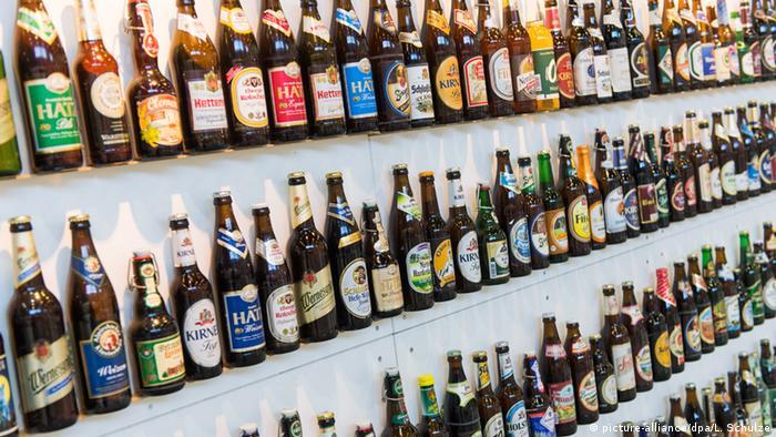 Deutschland Internationale Grüne Woche in Berlin - Biersorten