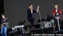 Band Phoenix auf der Bühne