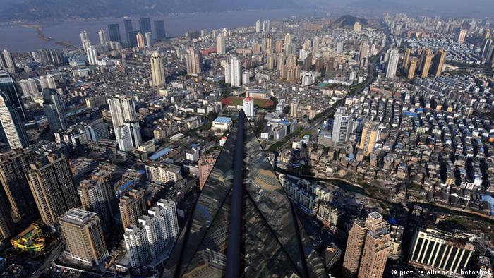 China Stadt Wenzhou