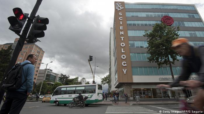 Sede de Cienciología en Bogotá