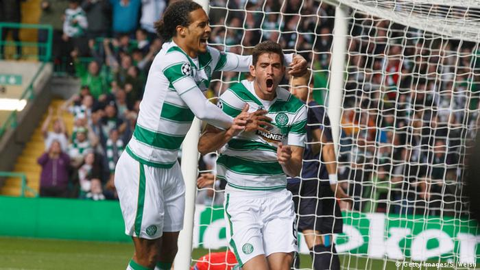 UEFA Champions League Celtic - Malmo FF