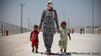 Syrische Flüchtlinge Syrien Muslime Slowakei will keine Muslime aufnehmen