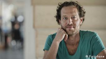Fairphone'ın yaratıcısı Hollandalı girişimci Bas van Abel