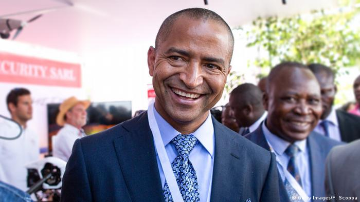 Oppositionskandidat Moise Katumbi (Foto: AFP/Getty Images)
