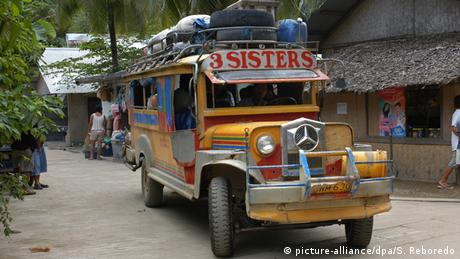 Jeepney (Foto: picture-alliance/dpa/S. Reboredo)