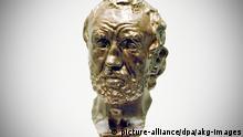 Mann mit der gebrochenen Nase Rodin Büste Kopenhagen