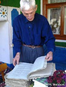 Moldau Zeitzeuge Andrei Vulpe